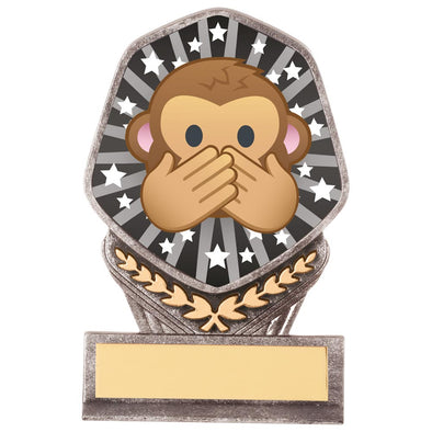 Falcon Emoji Monkey Award 105mm