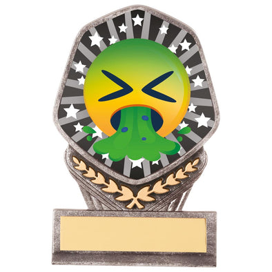 Falcon Emoji Sick Award 105mm