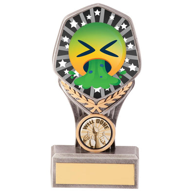 Falcon Emoji Sick Award 150mm