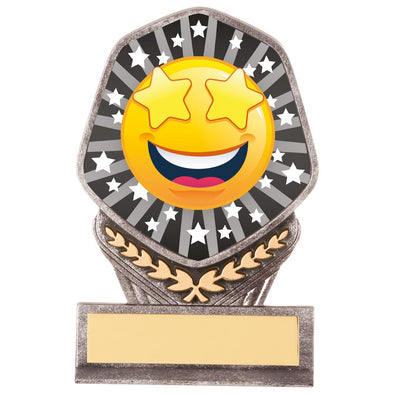 Falcon Emoji Star Struck Award 105mm