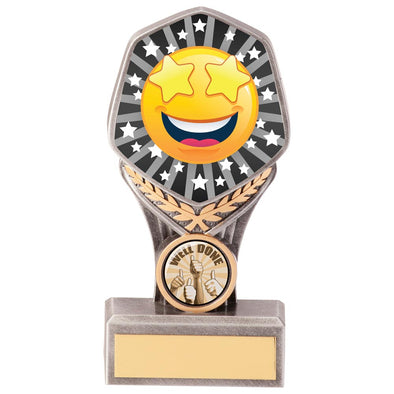 Falcon Emoji Star Struck Award 150mm