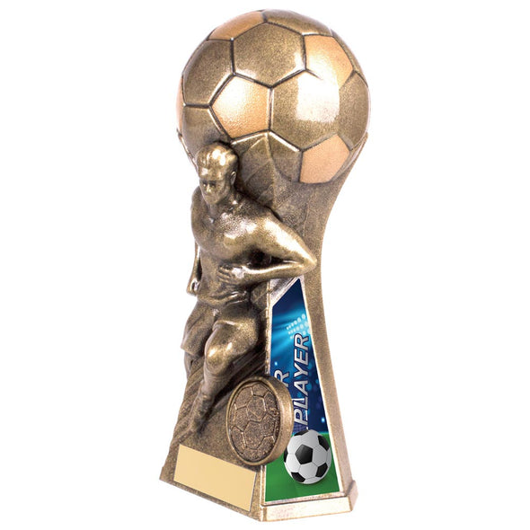 Trailblazer Male Star Player Award Classic Gold 160mm