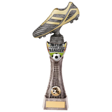 Striker Football Manager Thank You Award 290mm