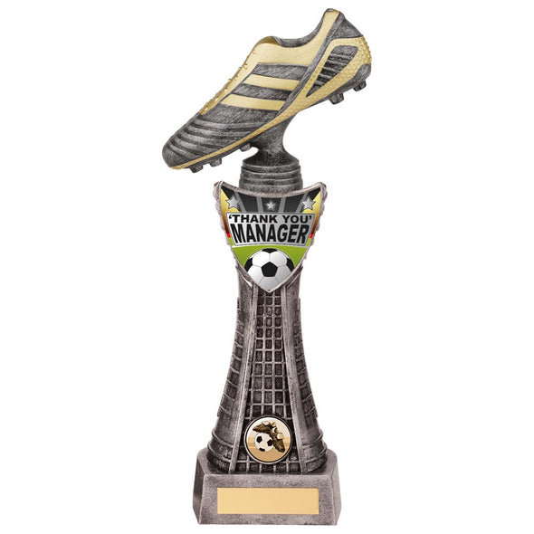 Striker Football Manager Thank You Award 315mm
