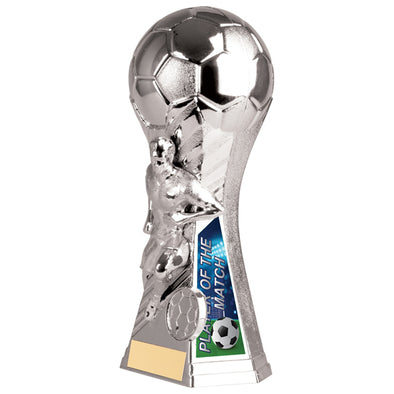 Trailblazer Male Player Of Match Award Silver 190mm