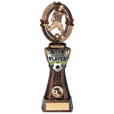 Maverick Football Coach's Player Award 250mm