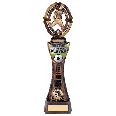 Maverick Football Coach's Player Award 290mm