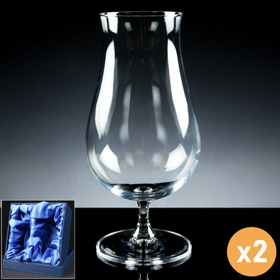 63cl Paradise Cocktail Glass, 2 Per Satin Box (available with engraving)