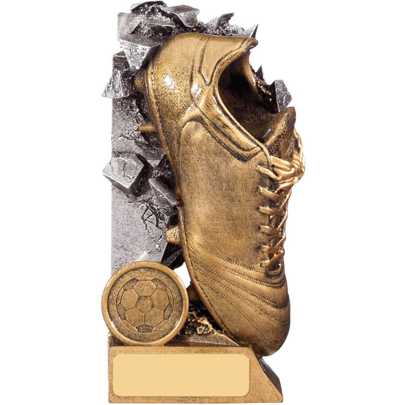 Breakout Ii Football Boot Trophy 15cm