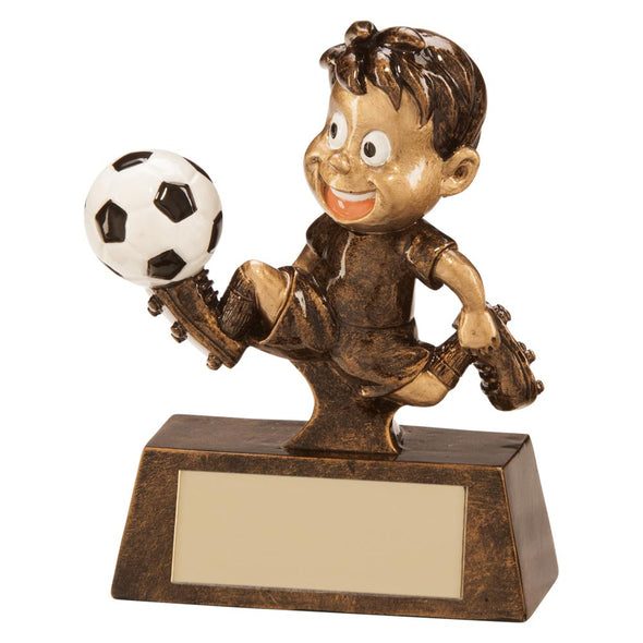 Little Champion Football Award 100mm