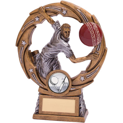 Supernova Cricket Bowler Award 145mm