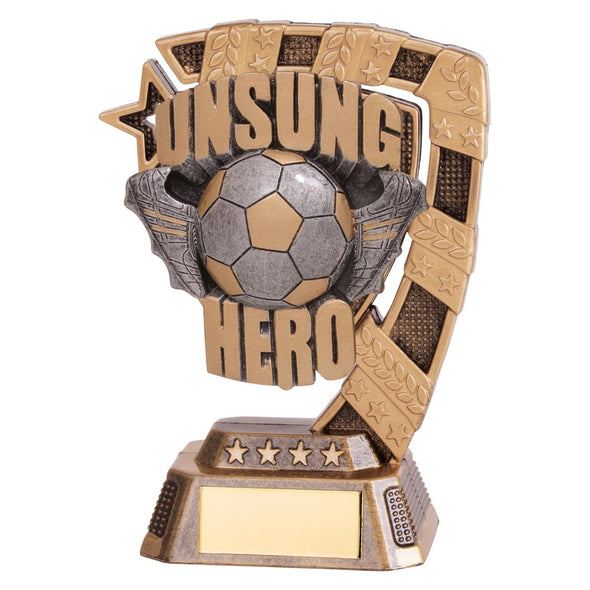 Euphoria Football Unsung Hero Award 130mm
