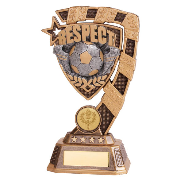 Euphoria Football Respect Award 180mm