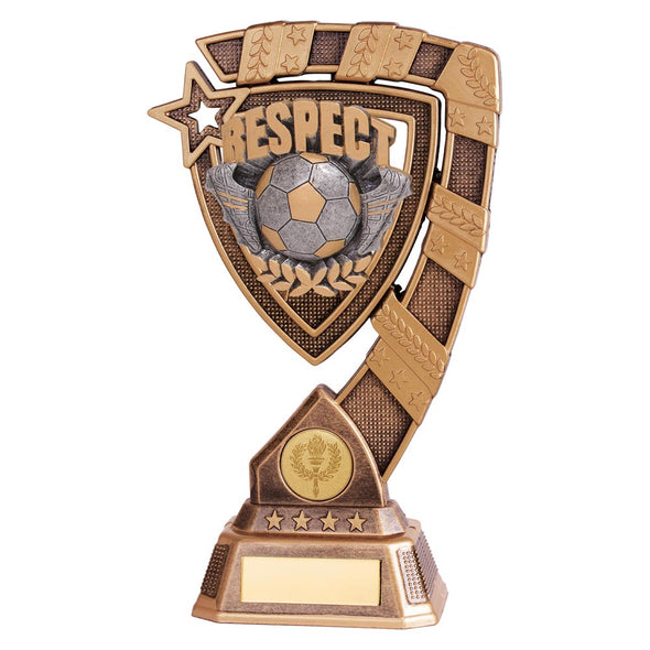 Euphoria Football Respect Award 210mm