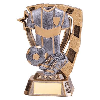 Euphoria Football Strip Award 130mm
