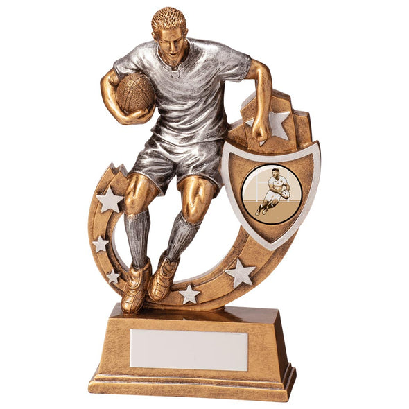 Galaxy Rugby Award 165mm