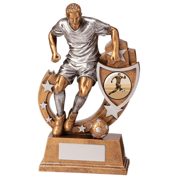 Galaxy Football Male Award 165mm