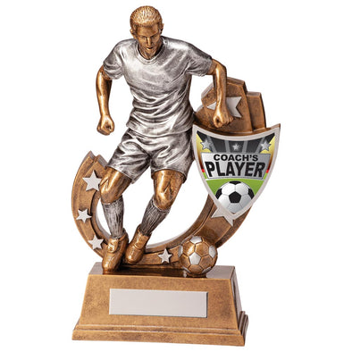 Galaxy Football Coach's Player Award 245mm