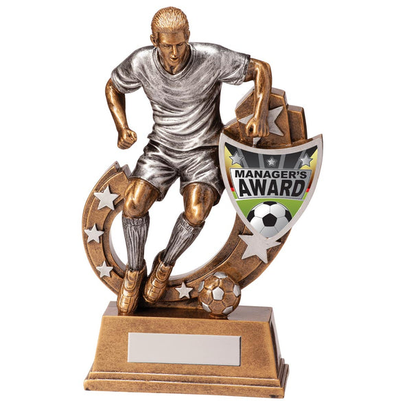 Galaxy Football Manager's Award 205mm