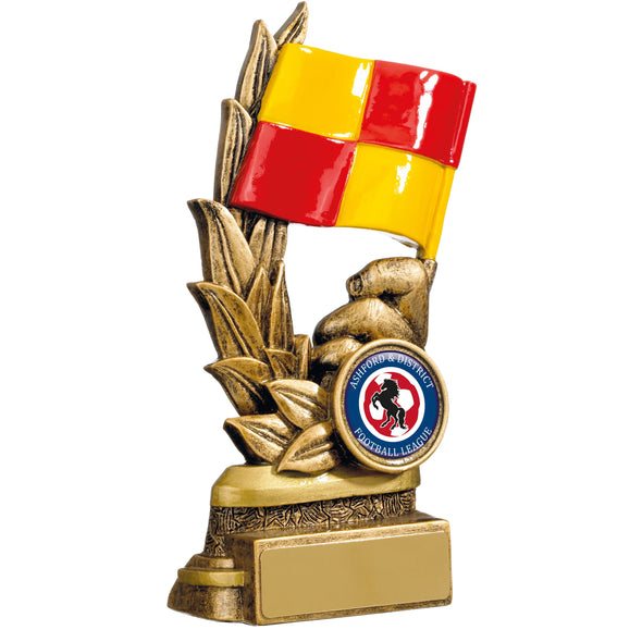 Xblast Football Linesman 14cm Trophy