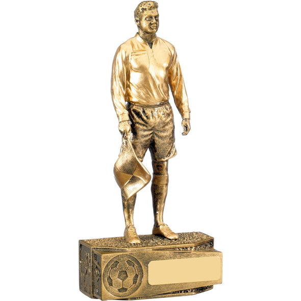Football Linesman Trophy 16.5cm