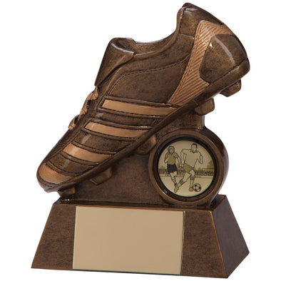 Scorcher Boot Football Award 105mm