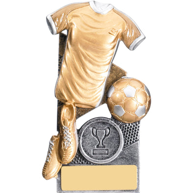 Total Ii Football Award 13cm