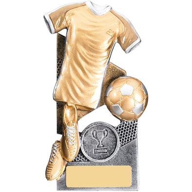 Total Ii Football Award 15cm
