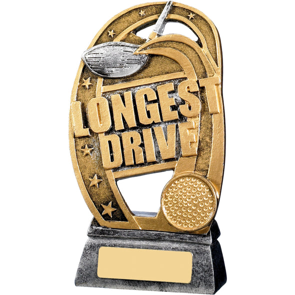 Golf Longest Drive Award 15cm