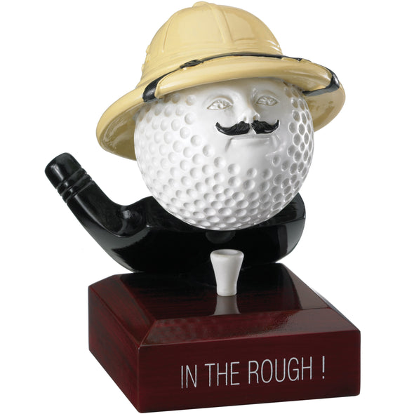 Golf In The Rough Award 12cm