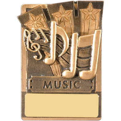 FRIDGE MAGNET MUSIC AWARD 8cm