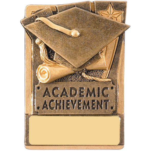Engraved Fridge Magnet Academic Award 8cm