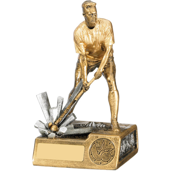 Hockey Male Award 16cm