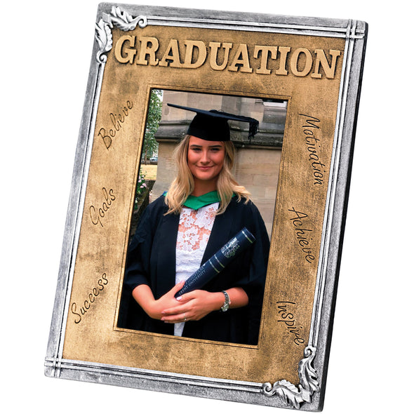 Graduation Photo Frame 18cm X 22.5cm