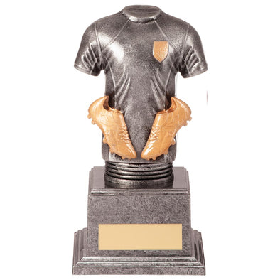 Valiant Legend Football Shirt Award 155mm