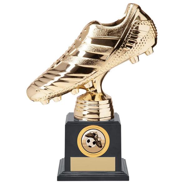 World Striker Premium Football Boot Award Gold 200mm