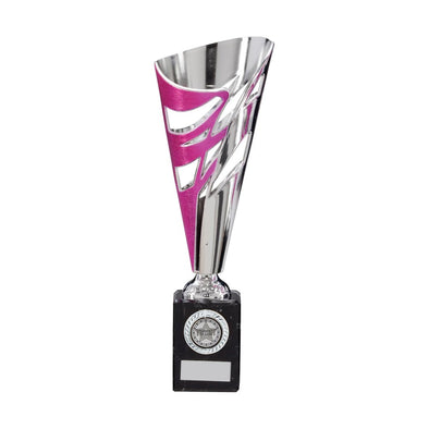 Razor Pink & Silver Cup 285mm