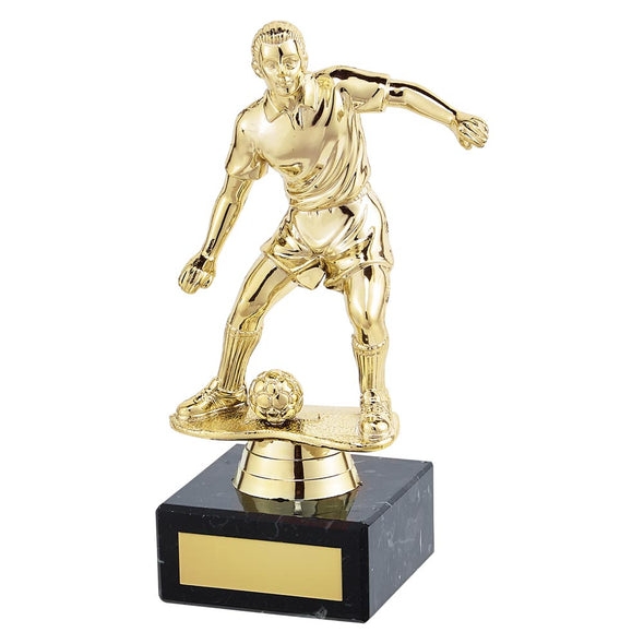 Dominion Football Trophy Gold 170mm