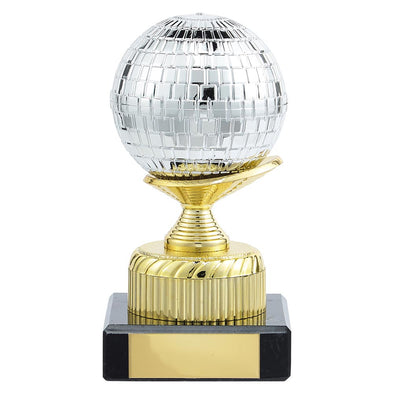 Glitterball Dance Trophy 120mm