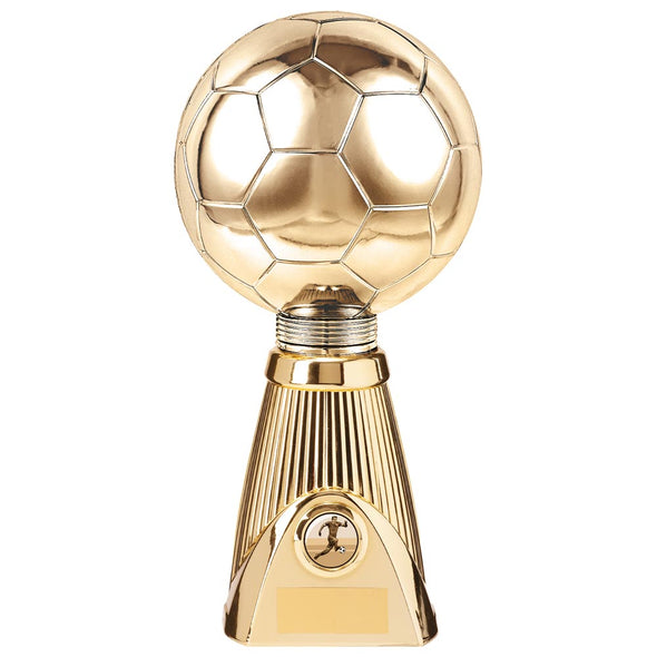 Planet Football Deluxe Rapid 2 Trophy Gold 285mm