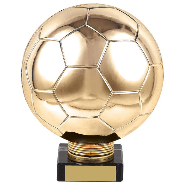 Planet Football Legend Rapid 2 Trophy Gold 175mm