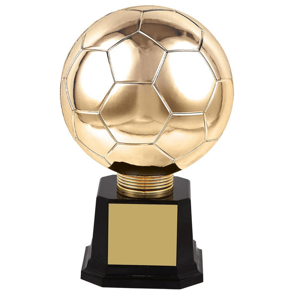 Planet Football Legend Rapid 2 Trophy Gold 235mm
