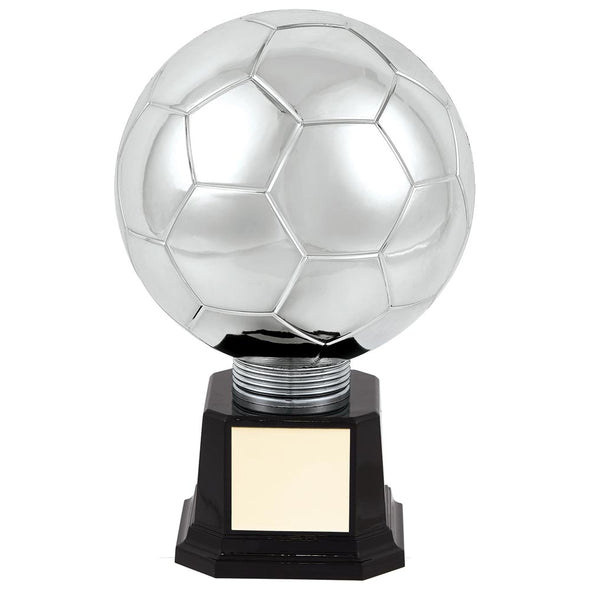 Planet Football Legend Rapid 2 Trophy Silver 225mm