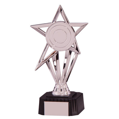 High Star Silver Award 195mm