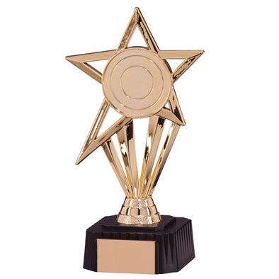 High Star Gold Award 195mm