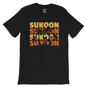 Sukoon T-Shirt (Black)