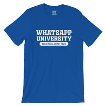 Load image into Gallery viewer, Whatsapp University T-Shirt