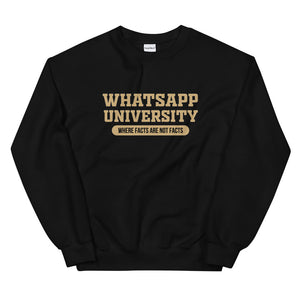 Whatsapp University Sweatshirt