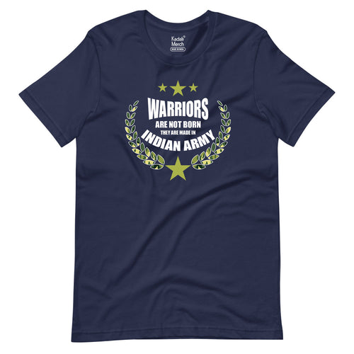 Indian Army Warriors T-Shirt