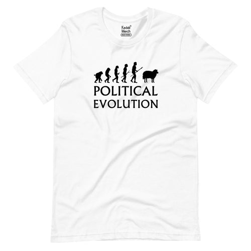 Political Evolution T-Shirt
